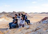 Africa & Mid East - Egypt: Camping in the White & Black Deserts ( Bahariya Oasis) & Cairo Private transfer
