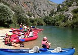 Half-Day Kayaking Safari on the Zrmanja River with Lunch