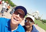 12 Hours Taj Mahal Tour By Superfast Train From Delhi