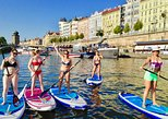 PADDLEBOARD in centre of Prague