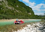 Family Rafting Trip On The Soča River - Bovec, Slovenia