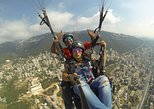 Paragliding Trip Over Jounieh Bay