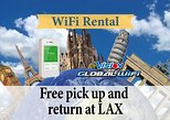 4G LTE Pocket WiFi Rental, Internet Connection in Frankfurt - pick up at LAX