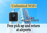 Unlimited WiFi in Japan pick up at Haneda Airport
