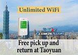 WiFi Rental in Taiwan - Pick up at Taoyuan International Airport