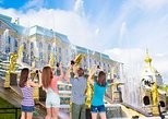 2 Day Complete Shore Excursion Visa Free Small Group Tour of St Petersburg and Suburban Palaces