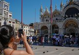 Venice Guided Walking Tour with St. Mark's + Doge's Palace or Gondola Ride