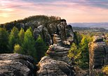 Best of Bohemian and Saxon Switzerland Day Trip from Prague- Fantasy Tour