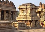 Magnificent Ruins of Hampi From Goa