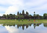 Angkor Wat Solo Tour by bike From Siem Reap