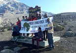 6 days Kilimanjaro Climbing Machame Route