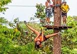 Zipline Adventures in Krabi Fun Park