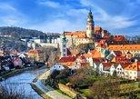 Cesky Krumlov medieval UNESCO sites - private tour with PERSONAL PRAGUE GUIDE