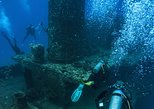 Two Tank Certified Shipwreck and Reef Boat Dive