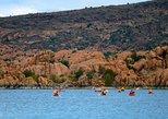 1 Hour Solo Kayak Rental on Watson Lake in Beautiful Prescott AZ