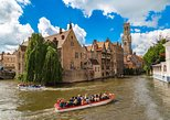 Bruges Independent Day Trip with Optional Audio Guide from Paris