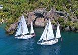 Maori Rock Carvings Sailing Trip in Taupo