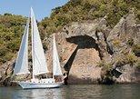 Maori Rock Carvings Eco Sailing Taupo