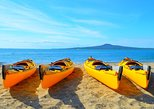 Day sea kayak tour Rangitoto Island
