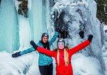 3-Hour Maligne Canyon Ice-walk from Jasper
