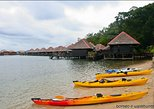 Kayaking & Guided Snorkeling at Dinawan Island, Sabah