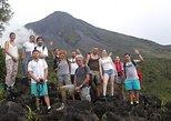 La Fortuna Waterfall and Volcano Hike & Hotsprings