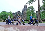 Angkor Sunrise Small Circuit Temple E-bike Cruising Tours