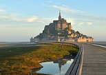 Day Trip with a local driver Mont Saint-Michel from Saint-Malo - 6 h, ,