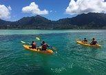 Kane'ohe Bay Sandbar Self-Guided Kayak and Snorkel Discovery