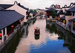 Customizable Shanghai Layover Tour of City Highlights and Zhajialou Water Town with Lunch