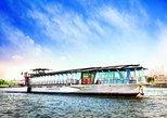Luxury Bateaux Dubai Dinner Cruise with return transfer
