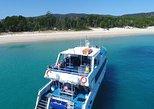 Australia & Pacific - Australia: Eco Marine Safari - Boom netting & Snorkeling Moreton Island - Self Drive