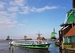 Windmill Cruise at Zaanse Schans Including Windmill Visit