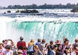 All Inclusive: Toronto to Niagara Falls Bus Tour with Hornblower Boat and Lunch