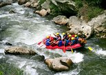 Private Guided White Water Rafting Tour in Kitulgala from Colombo