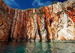Red Rocks & Pakleni islands private speed boat tour