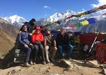 15 days Langtang and Gosainkunda Trek