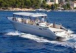 Enzo 35 - Luxury Sport Boat from Hvar - Private Custom Tours