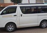 Airport Trasfers in a Safari Van