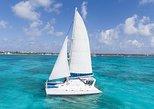 Isla Mujeres Catamaran Sailing Experience from Cancun