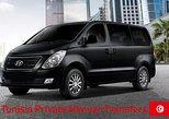 Tunis Carthage airport Minivan transfer to Tunis Centre