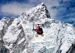 Private Day Helicopter tour to Everest Base Camp - Breakfast at EBC