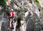 Half Day Guided Rock Climbing + Batu Caves