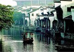 Fengjing and Wuzhen Water Town Private Tour with Riverside Dinner from Shanghai