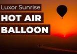 Deluxe Hot air Balloon Luxor