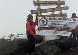 5days 4nights Climbing Mt kilimanjaro Marangu Route budget