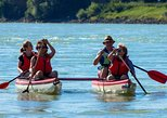 4-hours tour Rafting from Hainburg to Bratislava