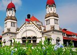 One Day Semarang city tour from Semarang Port