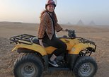 Africa & Mid East - Egypt: quad bike around Giza pyramids sahara