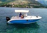 Elafiti Islands Tour - Fisher 20 Deck Speedboat